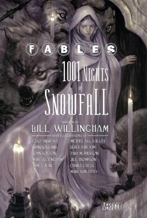 FABLES 1001 NIGHTS OF SNOWFALL GRAPHIC NOVEL