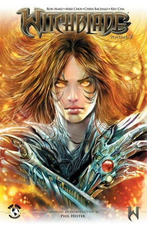 WITCHBLADE VOLUME 2 GRAPHIC NOVEL (1995 SERIES)