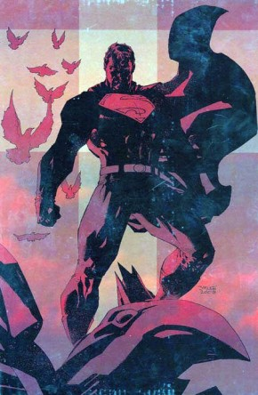 ABSOLUTE SUPERMAN FOR TOMORROW HARDCOVER