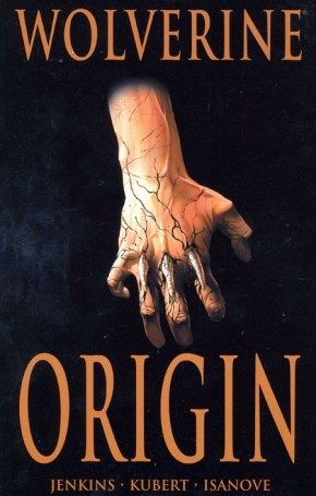 WOLVERINE ORIGIN GRAPHIC NOVEL