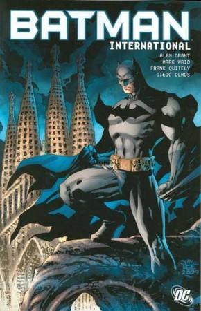 BATMAN INTERNATIONAL GRAPHIC NOVEL