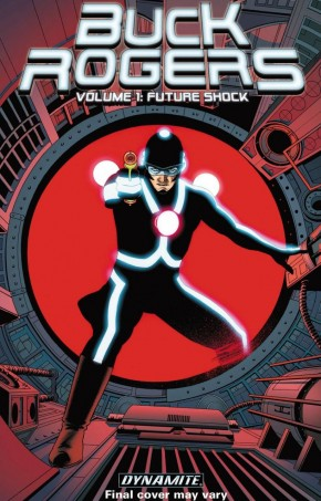 BUCK ROGERS VOLUME 1 FUTURE SHOCK GRAPHIC NOVEL