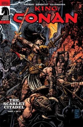 KING CONAN THE SCARLET CITADEL #1