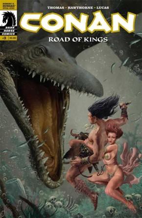 CONAN ROAD OF KINGS #3