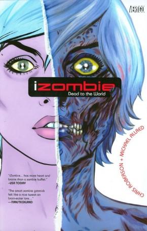 IZOMBIE VOLUME 1 DEAD TO THE WORLD GRAPHIC NOVEL