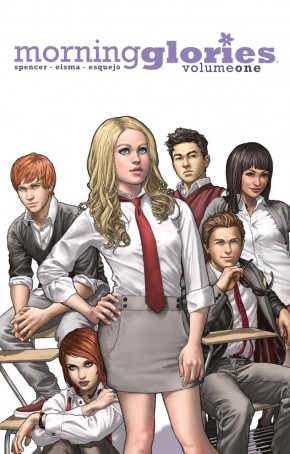 MORNING GLORIES VOLUME 1 FOR A BETTER FUTURE GRAPHIC NOVEL