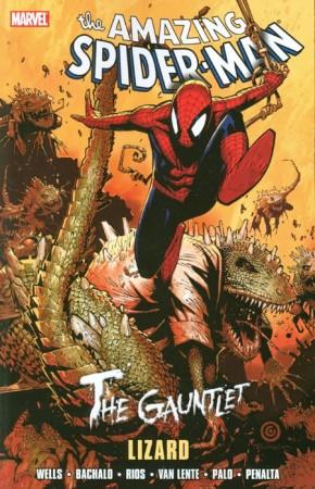 SPIDER-MAN GAUNTLET VOLUME 5 LIZARD GRAPHIC NOVEL