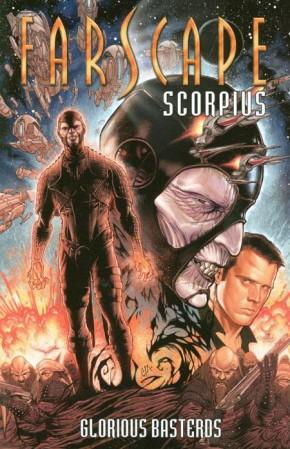 FARSCAPE SCORPIUS VOLUME 2 GRAPHIC NOVEL