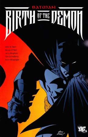 BATMAN BIRTH OF THE DEMON GRAPHIC NOVEL