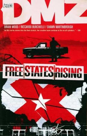 DMZ VOLUME 11 FREE STATES RISING GRAPHIC NOVEL