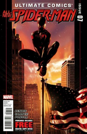 ULTIMATE COMICS SPIDER-MAN #7 (2011 SERIES)