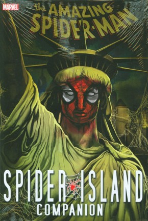 AMAZING SPIDER-MAN SPIDER-ISLAND COMPANION HARDCOVER