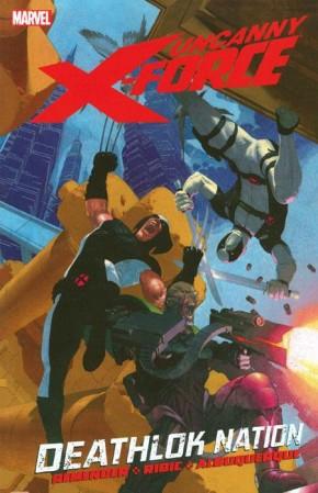 UNCANNY X-FORCE VOLUME 2 DEATHLOK NATION GRAPHIC NOVEL