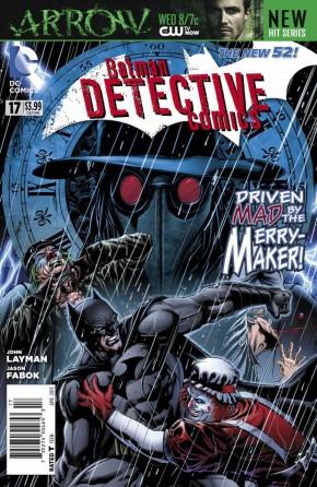DETECTIVE COMICS #17 (2011 SERIES)