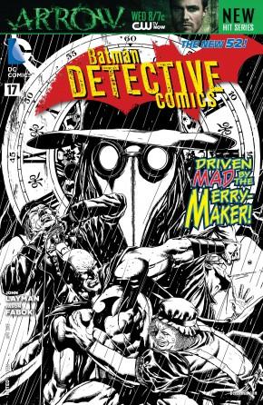 DETECTIVE COMICS #17 (2011 SERIES) 1 IN 25 INCENTIVE