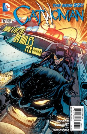 CATWOMAN #17 (2011 SERIES)