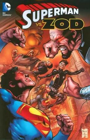 SUPERMAN VS ZOD GRAPHIC NOVEL