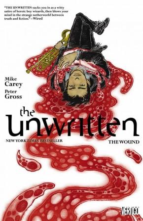 UNWRITTEN VOLUME 7 THE WOUND GRAPHIC NOVEL