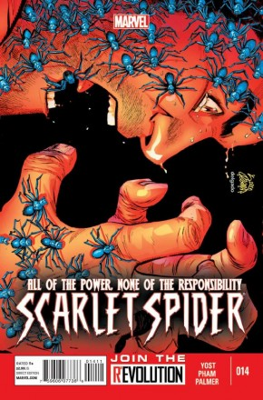 SCARLET SPIDER #14 (2012 SERIES)