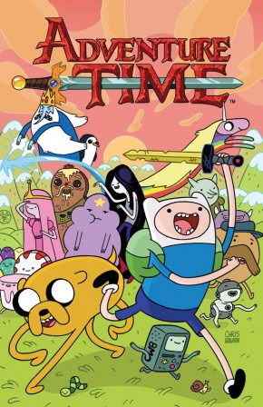 ADVENTURE TIME VOLUME 2 GRAPHIC NOVEL