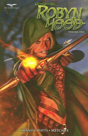GRIMM FAIRY TALES PRESENTS ROBYN HOOD VOLUME 1 GRAPHIC NOVEL