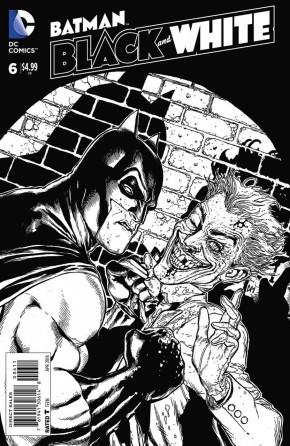 BATMAN BLACK AND WHITE #6 (2013 SERIES)