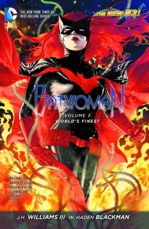BATWOMAN VOLUME 3 WORLDS FINEST GRAPHIC NOVEL