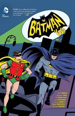 BATMAN 66 VOLUME 1 HARDCOVER