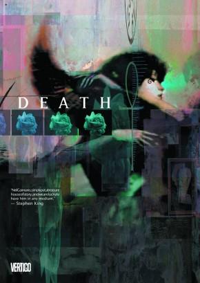 DEATH BY NEIL GAIMAN GRAPHIC NOVEL