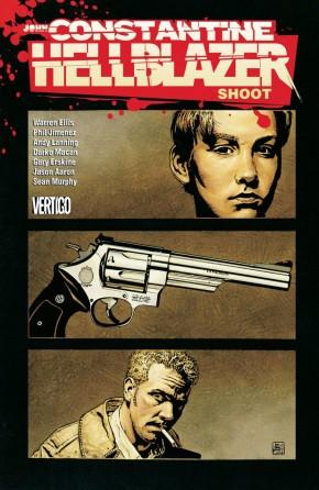 HELLBLAZER SHOOT GRAPHIC NOVEL