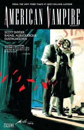 AMERICAN VAMPIRE VOLUME 5 GRAPHIC NOVEL