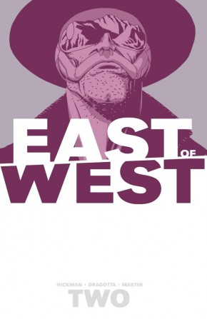 EAST OF WEST VOLUME 2 WE ARE ALL ONE GRAPHIC NOVEL