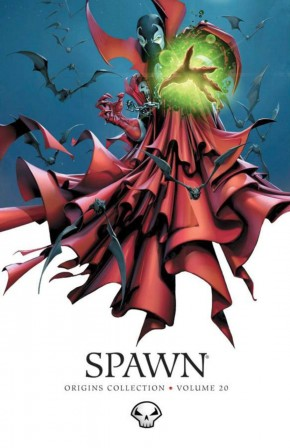 SPAWN ORIGINS VOLUME 20 GRAPHIC NOVEL