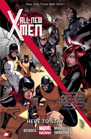 ALL NEW X-MEN VOLUME 2 HERE TO STAY GRAPHIC NOVEL