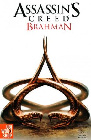 ASSASSINS CREED BRAHMAN GRAPHIC NOVEL
