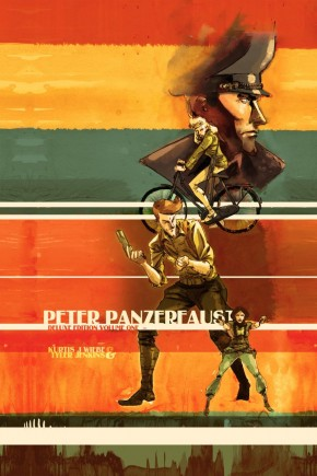 PETER PANZERFAUST VOLUME 1 DELUXE EDITION HARDCOVER