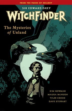 WITCHFINDER VOLUME 3 THE MYSTERIES OF UNLAND GRAPHIC NOVEL