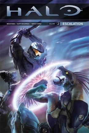 HALO ESCALATION VOLUME 2 GRAPHIC NOVEL