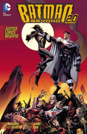 BATMAN BEYOND 2.0 VOLUME 2 JUSTICE LORDS BEYOND GRAPHIC NOVEL