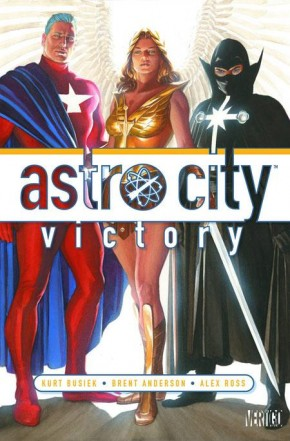 ASTRO CITY VICTORY GRAPHIC NOVEL