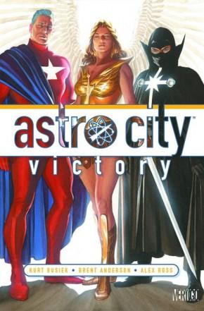 ASTRO CITY VICTORY GRAPHIC NOVEL
