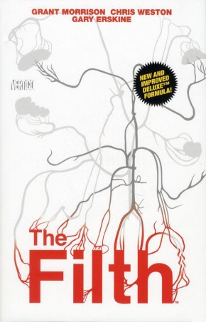 FILTH DELUXE EDITION HARDCOVER
