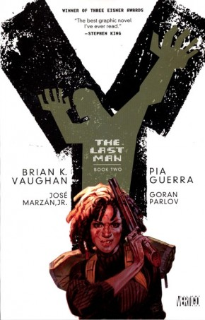 Y THE LAST MAN BOOK 2 GRAPHIC NOVEL