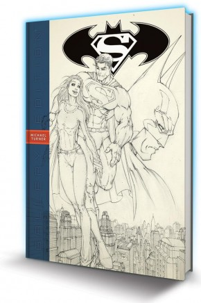 SUPERMAN BATMAN MICHAEL TURNER GALLERY EDITION HARDCOVER