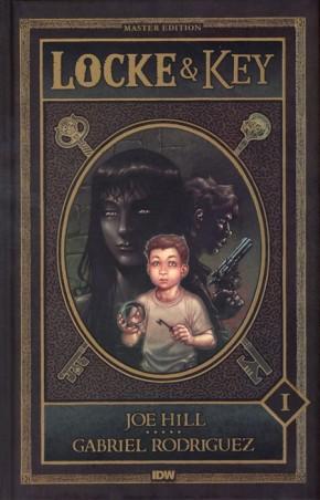 LOCKE AND KEY MASTER EDITION VOLUME 1 HARDCOVER