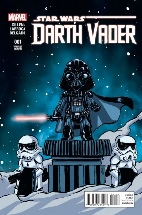 DARTH VADER #1 (2015 SERIES) SKOTTIE YOUNG BABY VARIANT COVER