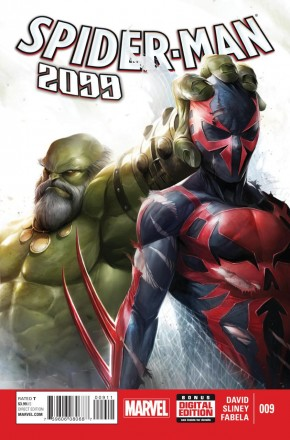 SPIDER-MAN 2099 #9 (2014 SERIES)
