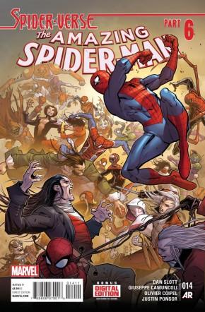 AMAZING SPIDER-MAN #14 (2014 SERIES)