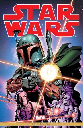 STAR WARS MARVEL YEARS OMNIBUS VOLUME 2 HARDCOVER
