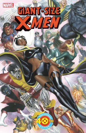 GIANT SIZE X-MEN 40TH ANNIVERSARY HARDCOVER